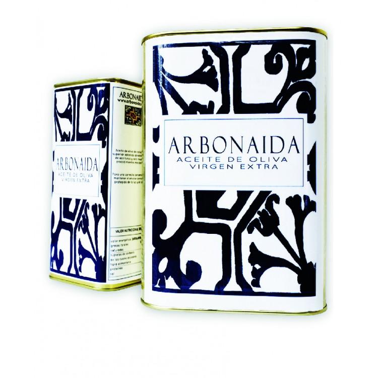 Lata 3L. AOVE Arbonaida