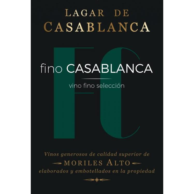 Fino Casablanca 75cl.